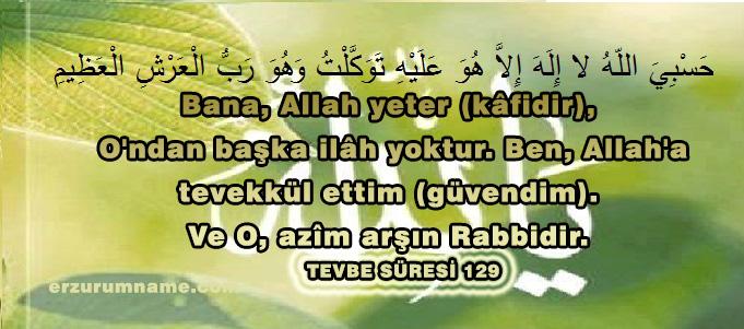 TEVBE SÜRESİ129