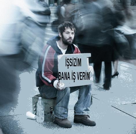 İşsiz sayısı 2 milyon 809 bin kişiye yükseldi